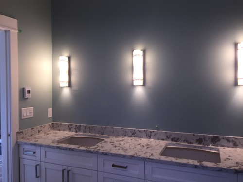 Big Bathroom With Nowhere To Hang Towels. Please Help!