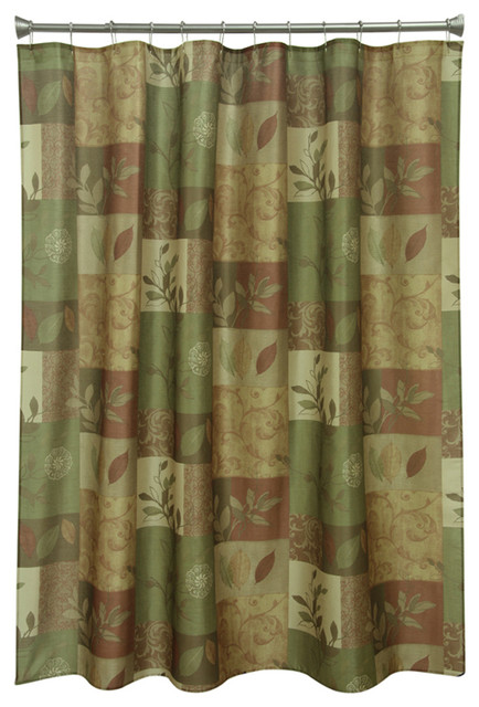 Sheffield Shower Curtain - Shower Curtains - by Bacova Guild