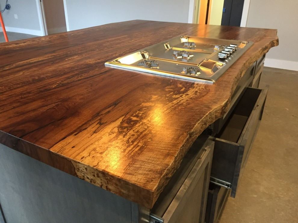 Live Edge & Book Matched Slabs