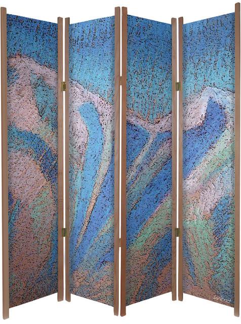 Crest Of The Mountain Mt Rainier Themed Art Print