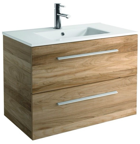 Concetto Elm Bath Vanity  32  modern bathroom vanities and sink. Concept Design Products Modern Bath Vanity Concetto 5500 Elm