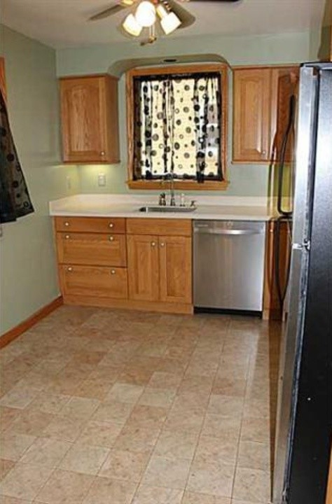Do I change the color of my kitchen cabinets?