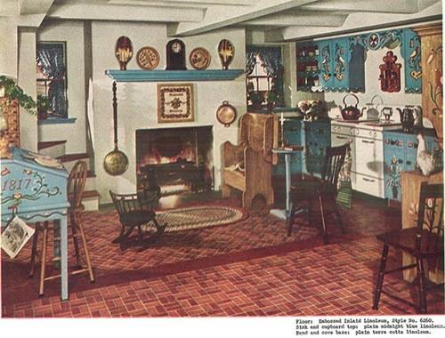 1940s Home Decor