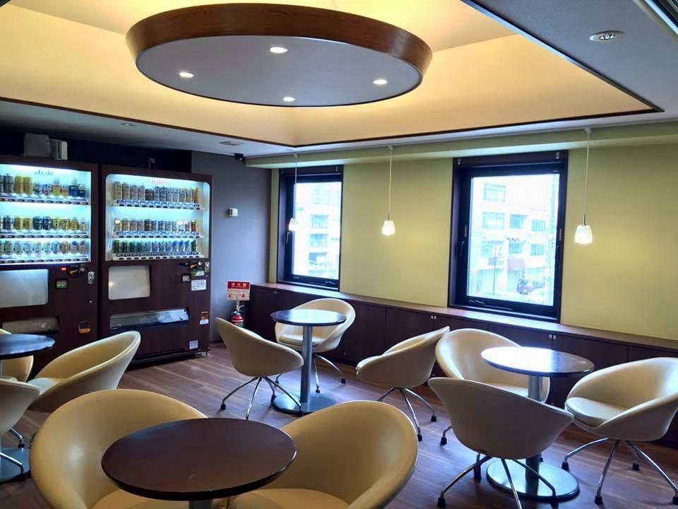 名古屋ビーズホテル 2階ラウンジ・ビフォー