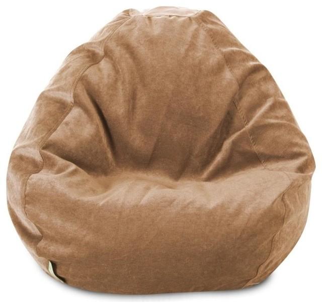 Villa  Small Classic Bean Bag, Pearl