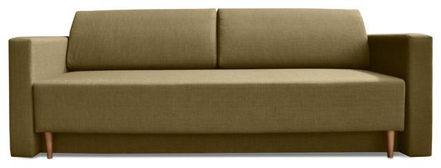 Dublin Sofa Bed Sleeper in Oat