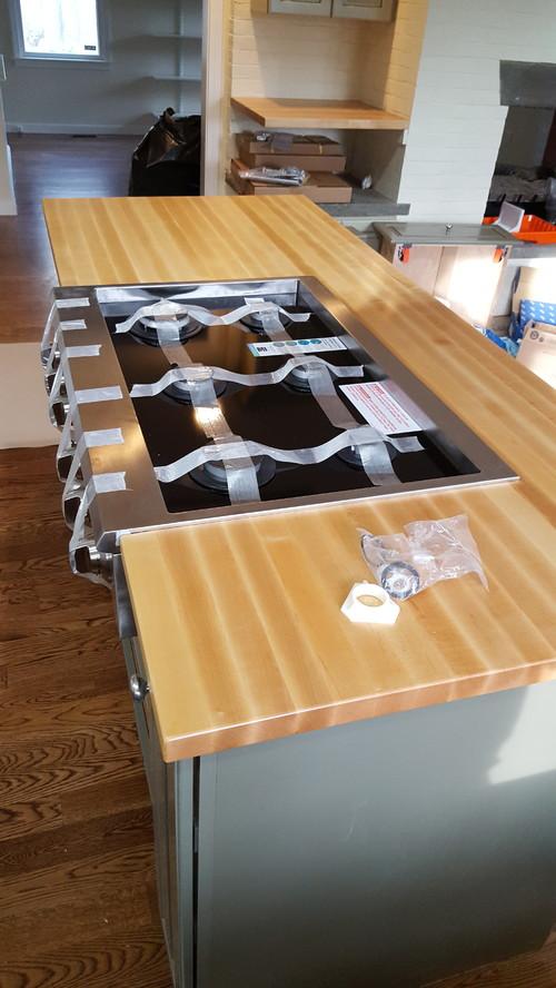 maple butcher block counter tops. Black Bedroom Furniture Sets. Home Design Ideas