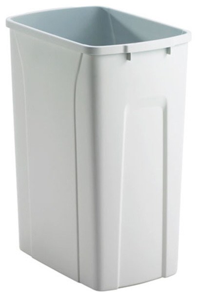 438190f47bcf Replacement Plastic Trash Bin - 35 Quart