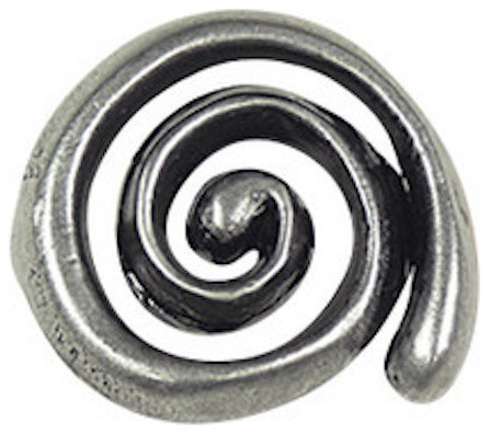 Spiral Large Knob - Traditional - Cabinet And Drawer Knobs ...