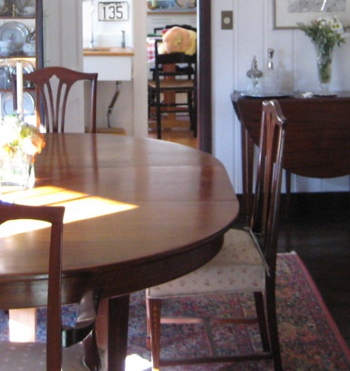 kid friendly upholstery on formal dining chairs - Kid Friendly Couches