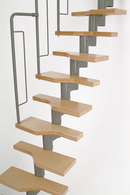 Staircase   Contemporary Staircase Idea In Minneapolis
