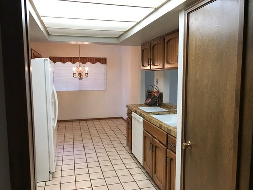 Galley Kitchen Remodel Scottsdale 85254