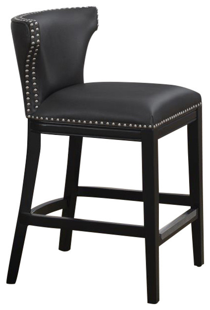 Comfort Pointe Starling Counter Stool Transitional Bar