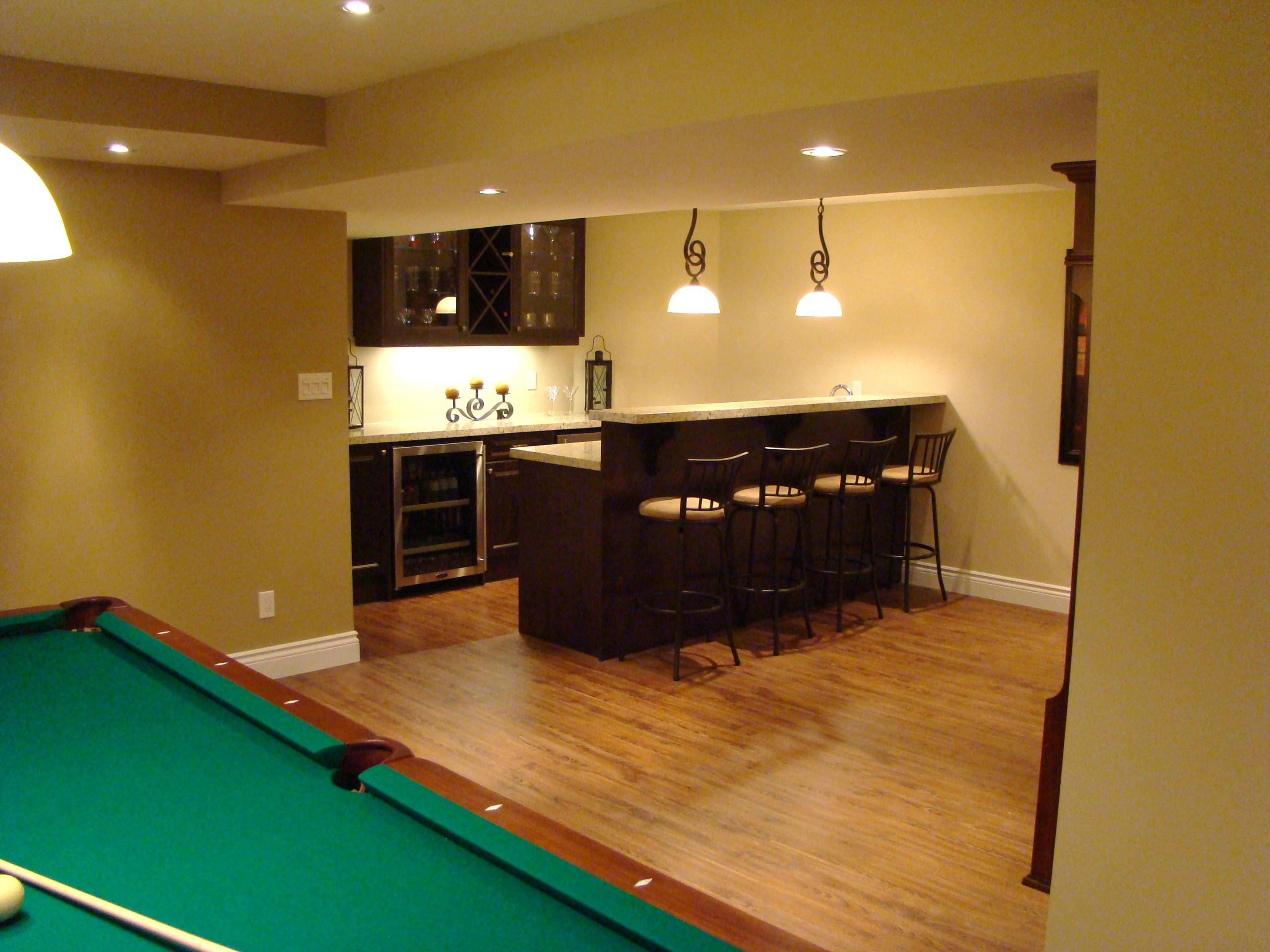 Great basement project