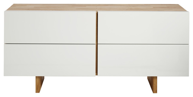 Laxseries Low Boy Dresser Scandinavian Dressers