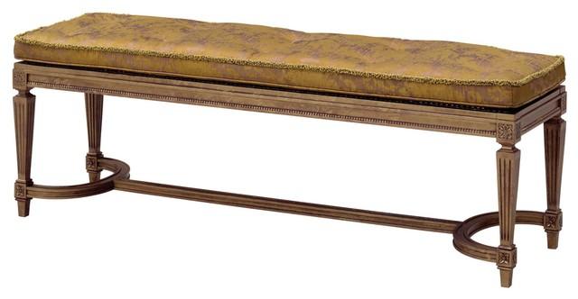 Louis Xvi Style Bench.