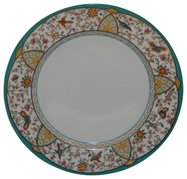 Christian Dior Cloisonne Dinner Plate - Traditional - Dinner Plates ...