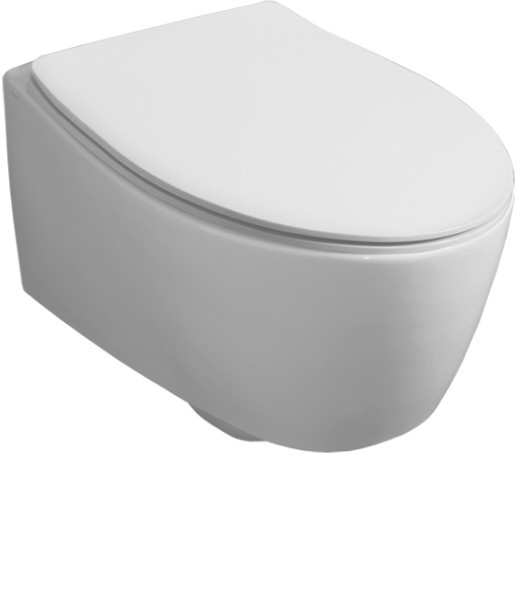Vienna Wall Hung WC Pan