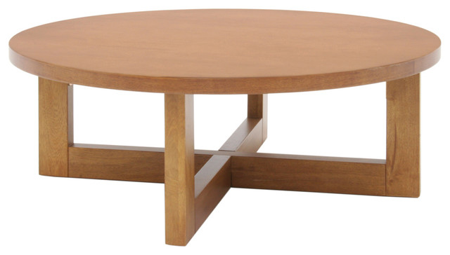 Chloe 37 round coffee table contemporary coffee for Round table 99 rosenheim