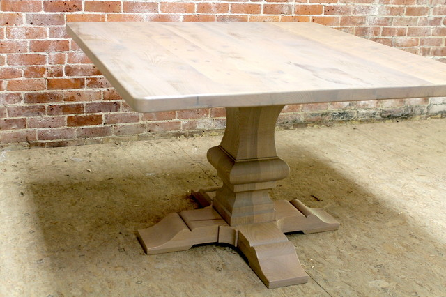 48 Square Reclaimed Dining Table