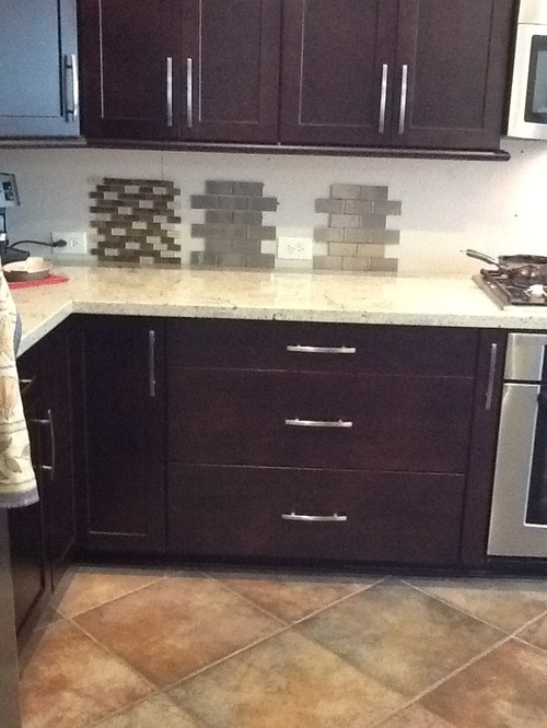 Attractive Kashmir White Granite Backsplash Ideas Part - 7: Kashmir White Granite Needs A Backsplash!