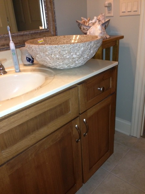 What Is The Appropriate Height For A Vessel Sink Installation