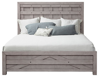 Prospect Hill Pallet Bed, Queen