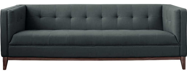 Atwood Sofa In Urban Tweed Ink