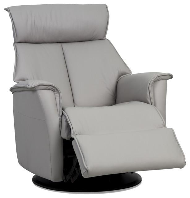 Img Boss Relaxer Manual Recliner Swivel, Club Chair Recliner Swivel