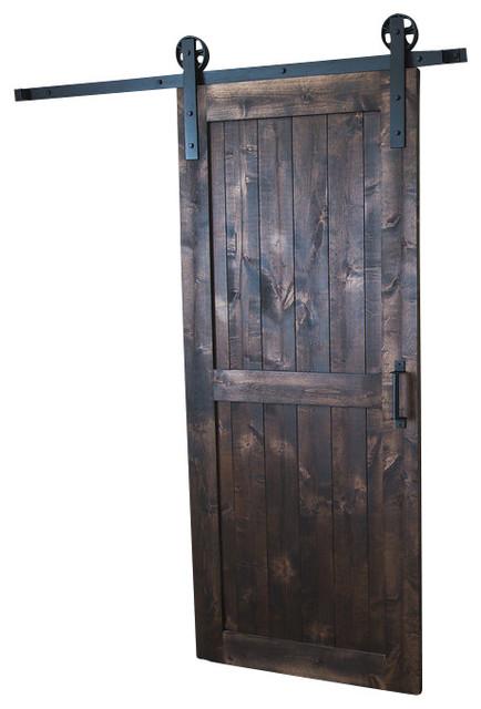 Clic 2 Panel Barn Door