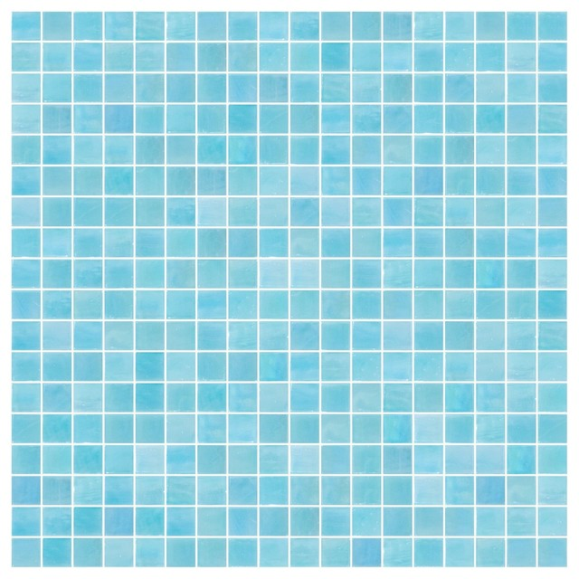 Shimmerfly Iridescent Glass Tiles Contemporary Wall And Floor