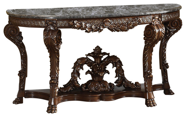 Chateau Console Table Victorian Console Tables