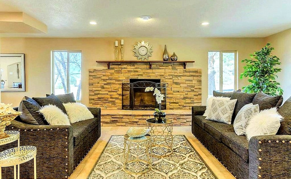 VACANT STAGING Remodeled Home Piedras Rd NE ABQ-SOLD 24 HOURS!