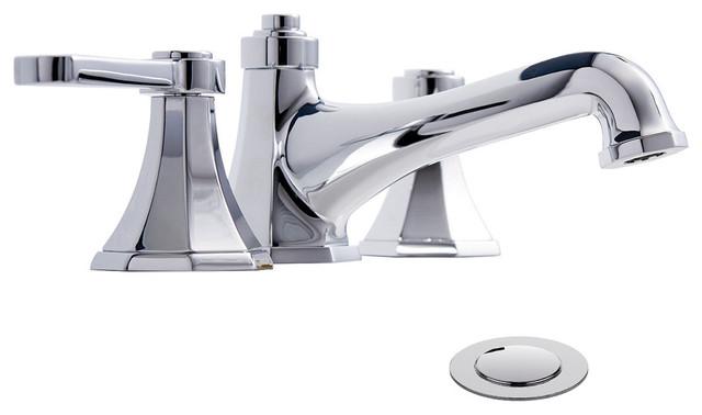 """Opera 8"""" Widespread Bathroom Faucet"""