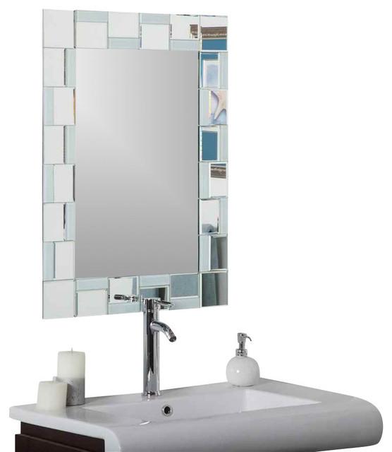 Quebec Bathroom Wall Mirror