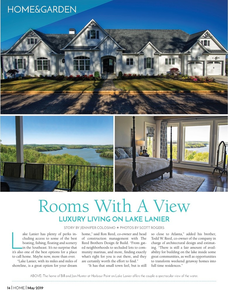 HOME Magazine feature May 2019