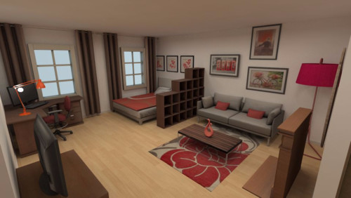 Studio Apartment Separation beautiful studio apartment separation 10 ideas for room inside