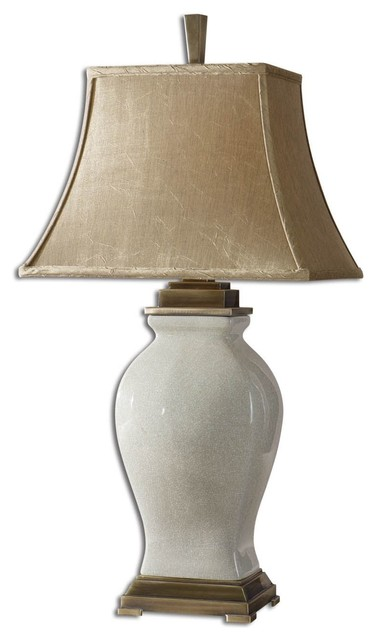 Rory Ivory Table Lamp.