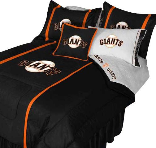 Store51 Llc Mlb San Francisco Giants Bedding Set