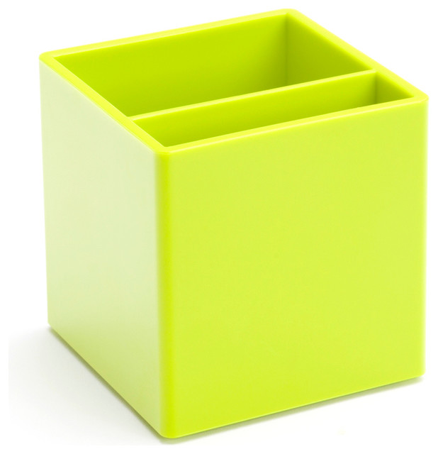 Pen Cup, Lime Green