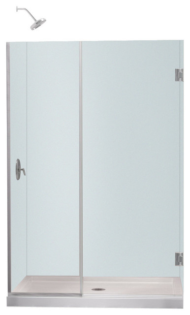 DreamLine SHDR-243457210-01 Unidoor Plus Shower Door by DreamLine