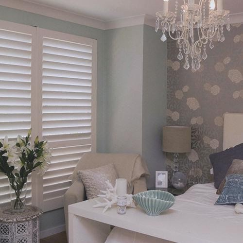 Norman Woodlore Plantation Shutters From Blinds.com