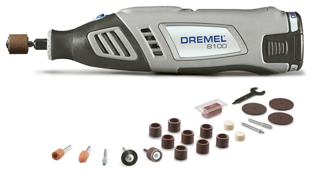 Dremel 8100-N/21 8 Volt Max Cordless Rotary Tool