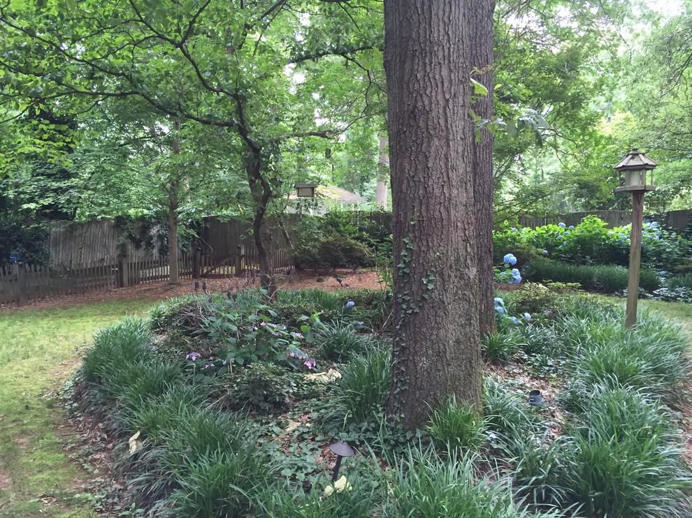 Tranquil Urban Backyard