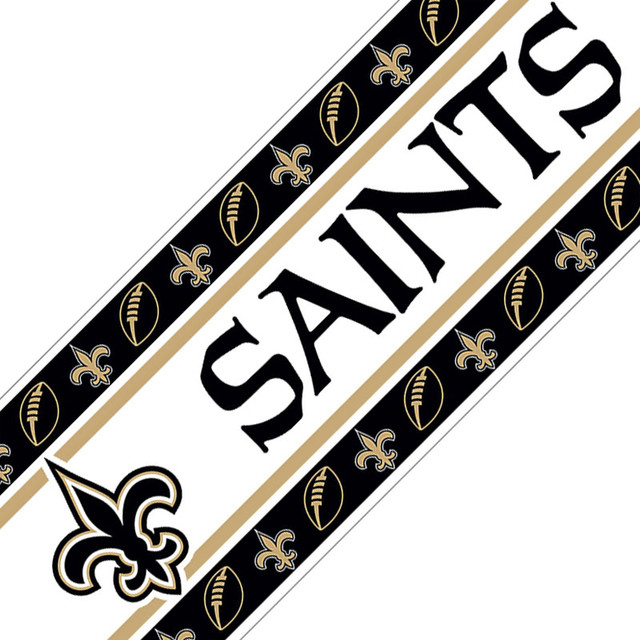 New Orleans Saints Wall Decor 101design