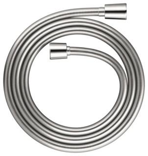 "Hansgrohe 28271 Techniflex Slim Hose, 63"", Chrome - Contemporary - Showerhead Parts - by DecorPlanet"