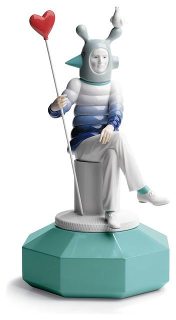 Lladro The Lover I Figurine