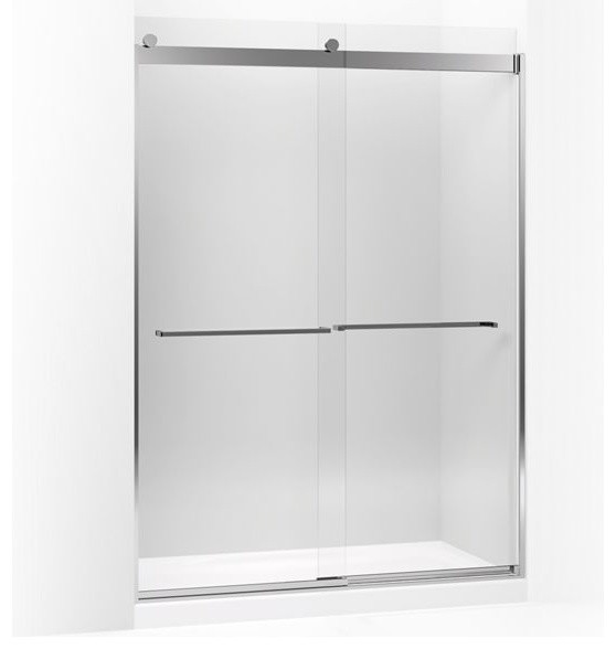 Levity Sliding Shower Door 82 X56 63 59 63 Contemporary