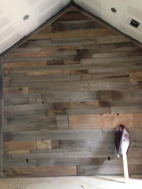 Barn Wood Wall Part - 18: Need HELP Coordinating Bedroom With BARN WOOD WALL!!!