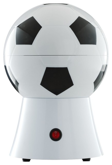 Soccer Ball Popcorn Maker.